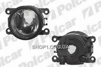 Polcar 6012290E Фара противотуманная передняя RENAULT SCENIC, 05.09-