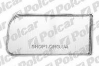 Polcar 9546111E стекло фары VOLKSWAGEN PASSAT, SDN+KOMBI (B3 (35i)), 03.88-10.93