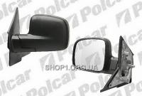 Polcar 956851-M зеркало внешнее VOLKSWAGEN TRANSPORTER (T5)/MULTIVAN, 04.03-10.09