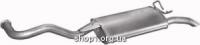 Marix 21.148 Глушник задній (кінцевий, основний) Marix alu для Renault R19 1.7; 1.8; 1.9TD SDN 88-96