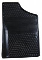 Коврик резиновый для CITROEN C2 передній MatGum (<R-правий> - чорний)