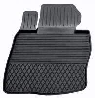 Коврик резиновый для BMW X6 передній MatGum (<RX-лівий> - чорний)