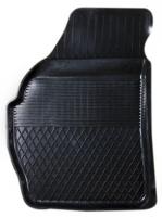 Коврик резиновый для DAEWOO MATIZ передній MatGum (<T-лівий> - чорний)