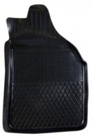 Коврик резиновый для DAEWOO MATIZ передній MatGum (<T-правий> - чорний)