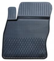 Коврик резиновый для VOLKSWAGEN GOLF 7 (2014-  ) передній MatGum (<TX-лівий> - чорний)