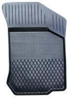 Коврик резиновый для AUDI A3 передній MatGum (<U-правий> - чорний)