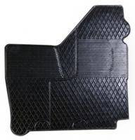 Коврик резиновый для OPEL MOVANO передній MatGum (<V-правий> - чорний)