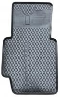 Коврик резиновый для VOLKSWAGEN LT передній MatGum (<W-середній> - чорний)