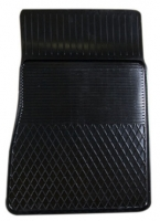 Коврик резиновый для RENAULT CAPTUR передній MatGum (<Y-правий> - чорний)