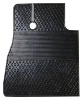 Коврик резиновый для FIAT DUCATO передній MatGum (<Z-лівий> - чорний)