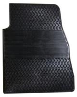 Коврик резиновый для FIAT DUCATO передній MatGum (<Z-правий> - чорний)